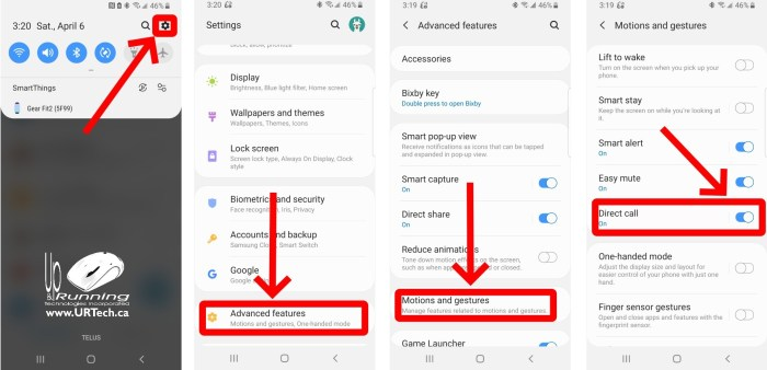 Stop Android Gestures - Pocket Dialing