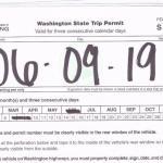 Transit Permit