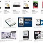 seagate vs western digital 12tb 14tb hard disks