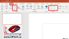 Office 365 PowerPoint Insert Online Pictures Get Add-Ins and My Add-Ins greyed out
