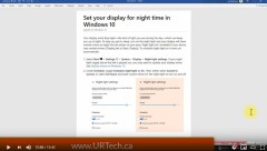 windows 10 new features tips and tricks video