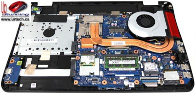 ASUS-ROG-G551J-Gaming-Laptop Motherboard
