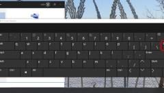 how to start windows 10 onscreen keyboard