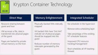windows container types-krypton container used for Defender Application Guard