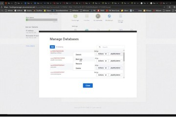 migrate wordpress to a new host