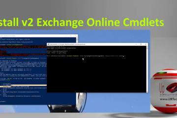 Install v2 Exchange Online Commandlets