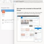 new sharepoint site