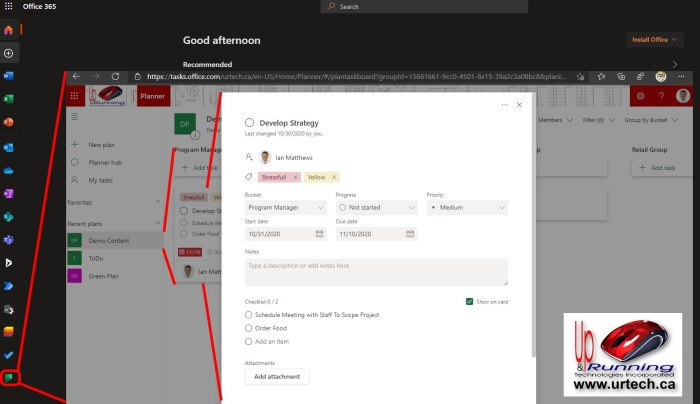 what is microsoft planner