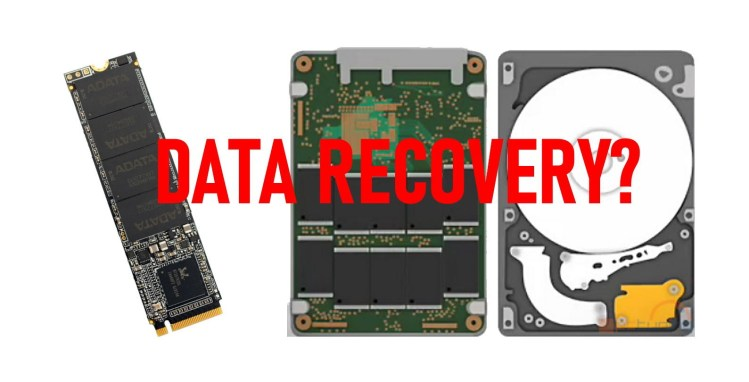 ssd m2 hard disk data recovery