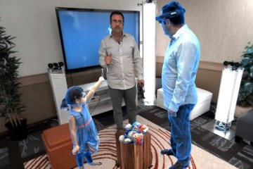 holoportation explained