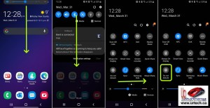 how to disable do not disturb calls going directly to voicemail - samsung