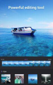 filmigo screenshot editing