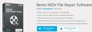 remosoftware mov file repair video