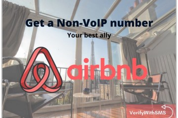 non-voip phone number airbnb