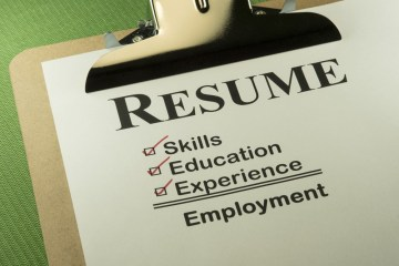 resume clipboard