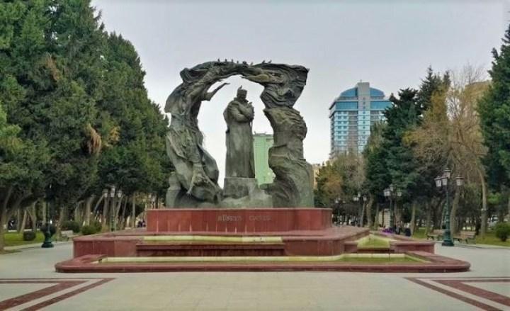 نتيجة بحث الصور عن منتزه حسين جويد اذربيجان