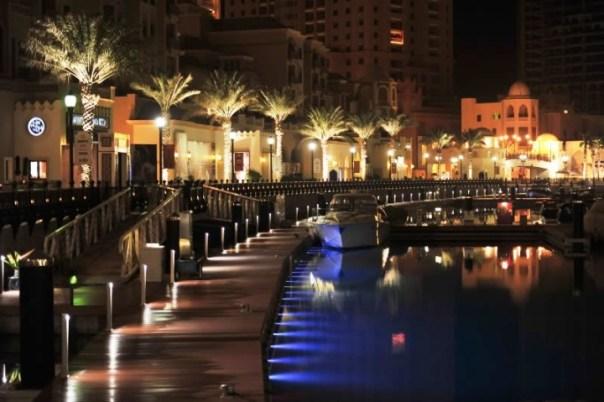 ليالي جزيرة لؤلؤة قطر في الدوحة - المناطق السياحية في قطر