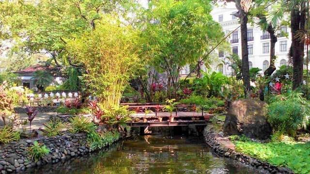 حديقة ريزال من اجمل حدائق مانيلا الفلبين