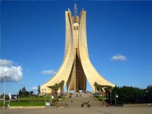 من المعالم البارزة في دولة الجزائر