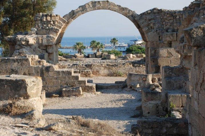 مدينة بافوس من اجمل المدن السياحية في قبرص اليونانية - صور قبرص سياحة