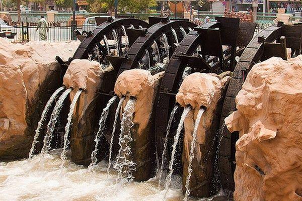 الاماكن السياحية في مدينة الفيوم