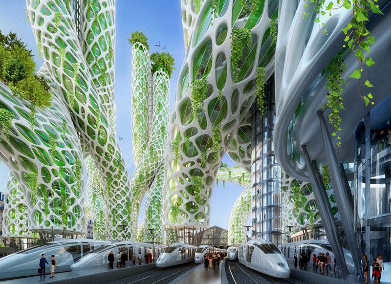 2050 París Smart City 19