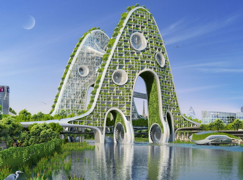 2050 París Smart City 22
