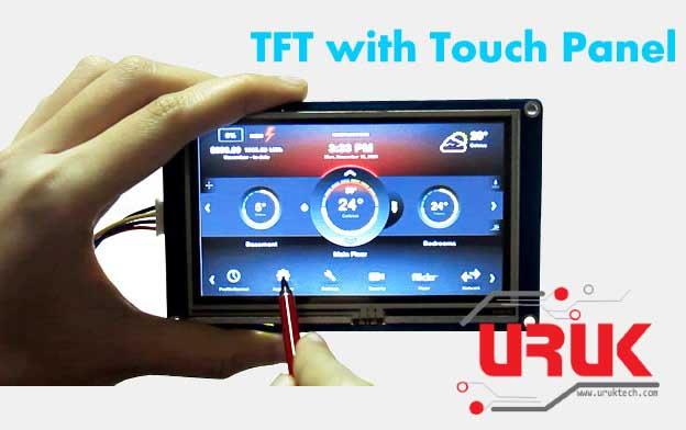 3 2 inch HMI TFT LCD Display Module for Raspberry Pi & Arduino
