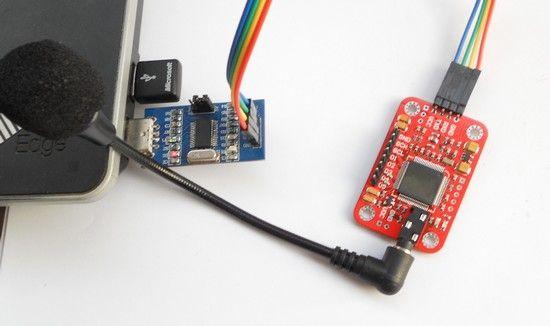 Arduino Voice Recognition | UrukTech