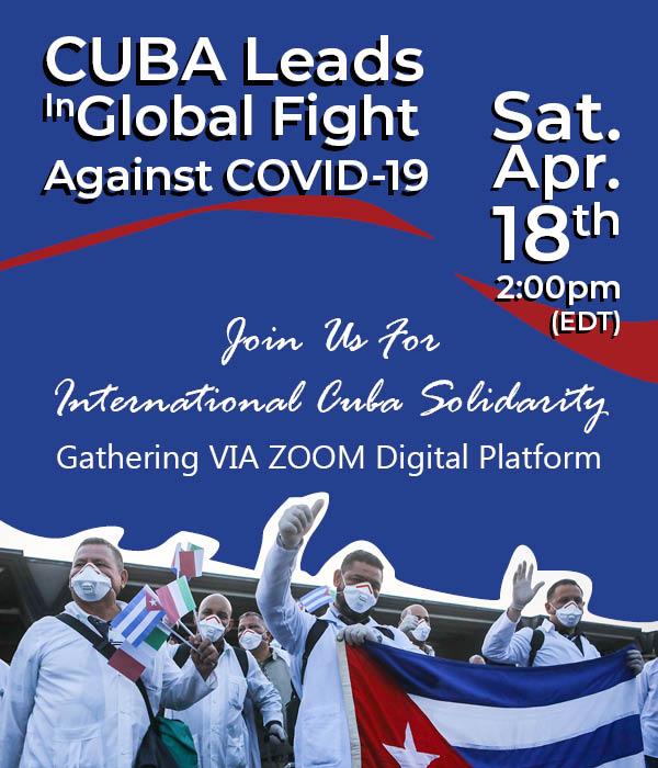 Cuban Doctors Fight Against COVID-19