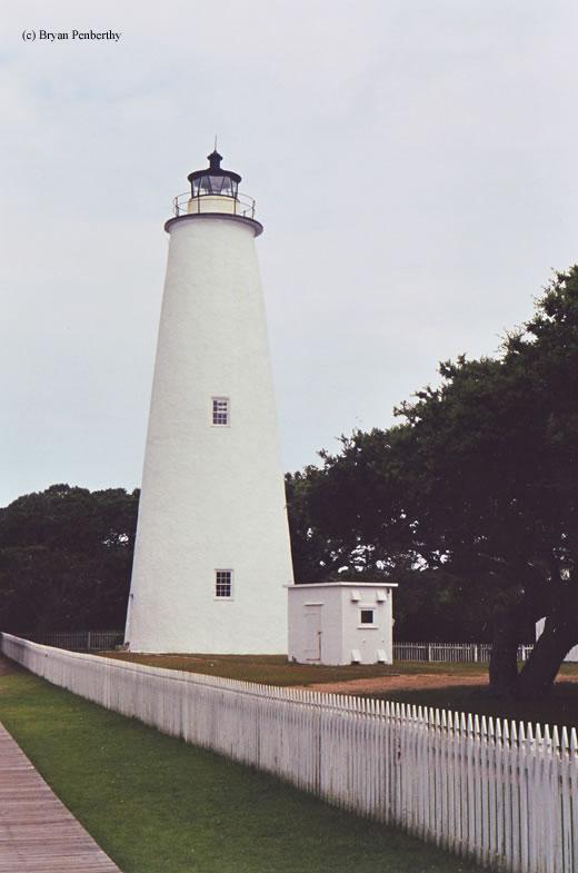 Ocracoke Island Lighthouse Ocracoke Island North Carolina