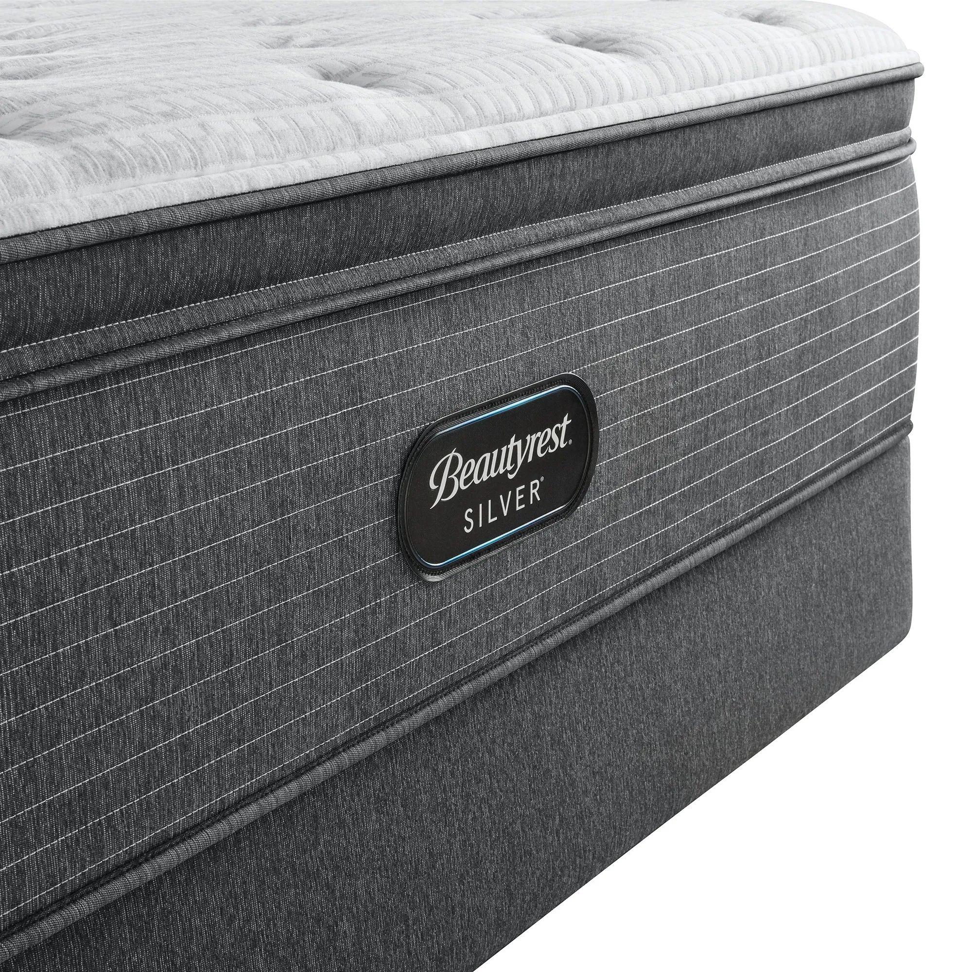 beautyrest pillow top matres image