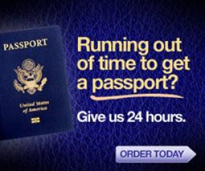 Private passport expediting service