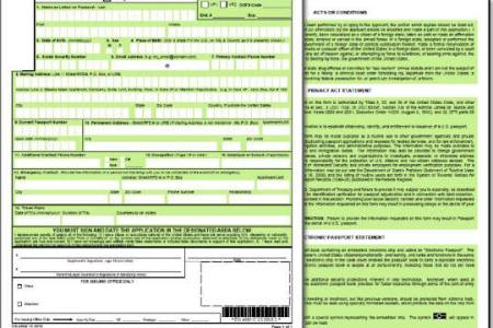 Best Free Fillable Forms Passport Renewal Form Free Fillable Forms