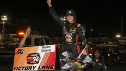 Hailie Deegan finalement sanctionnée par la NASCAR