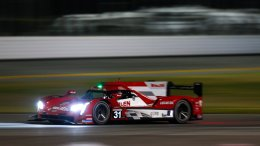 La n°31 de l'Action Express Racing signe la pole des Rolex 24
