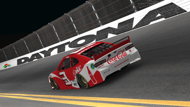 eNASCAR Coca Cola Series Calendrier