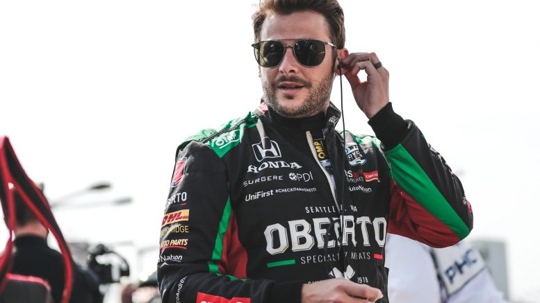 Marco Andretti s'engage en SRX Series