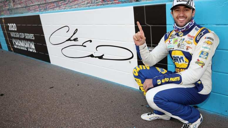Chase Elliott débute la défense de son titre à Daytona