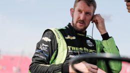Charlie Kimball à Indy chez AJ Foyt Racing
