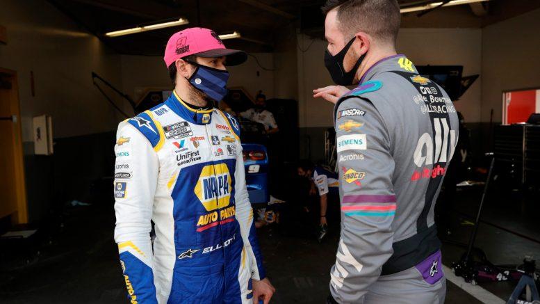Chase Elliott en pole de la course routière de Daytona