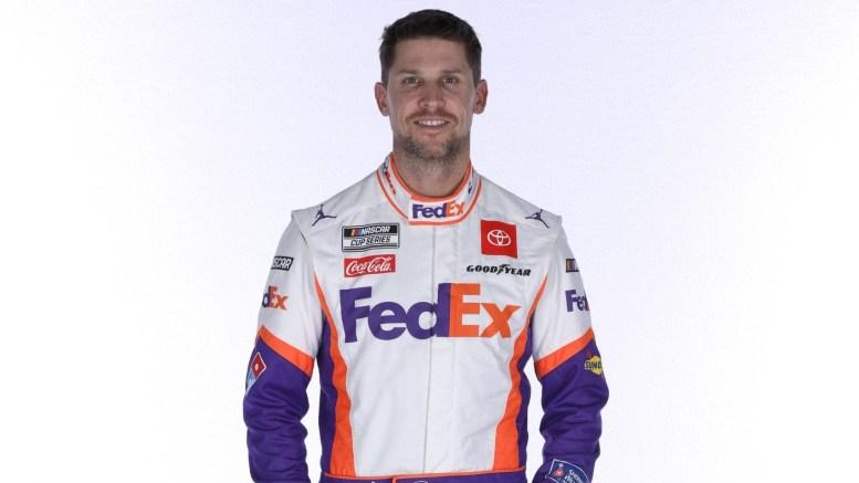 Denny Hamlin 2021 NASCAR
