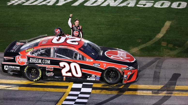 Christopher Bell NASCAR