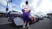 Denny Hamlin en pole pour l'épreuve d'Atlanta