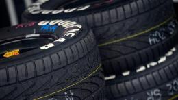 Test des pneus pluie à Martinsville