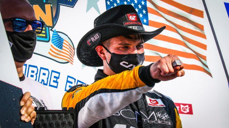 Gianmarco Ercoli poursuit avec CAAL Racing