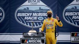 Kyle Busch dixième vainqueur différent