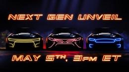 Suivez la présentation des Next Gen en direct