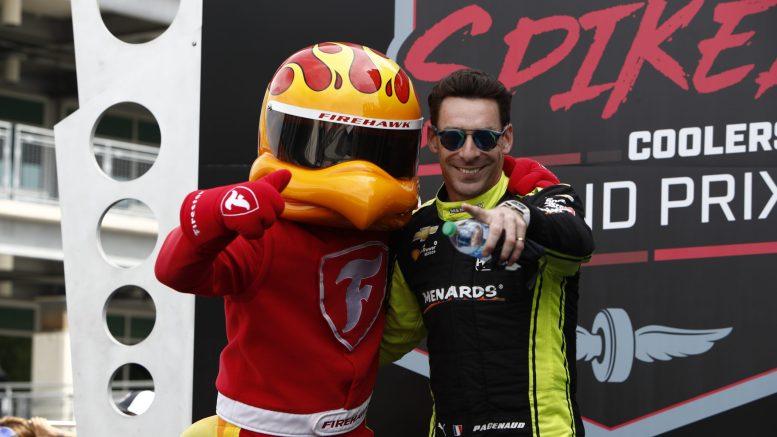 Simon Pagenaud rejoint la Meyer Shank Racing
