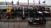 La course de Talladega reportée à lundi